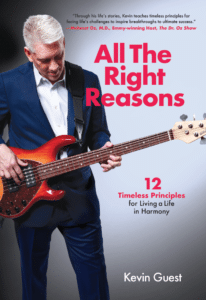 All the Right Reasons | Kevin Guest