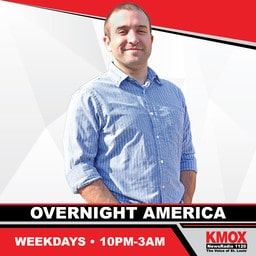 Overnight America KMOX-AM St. Louis