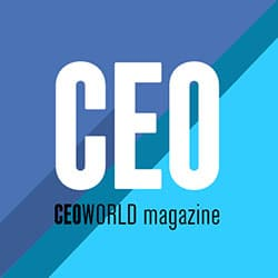 CEOWORLD magazine Logo